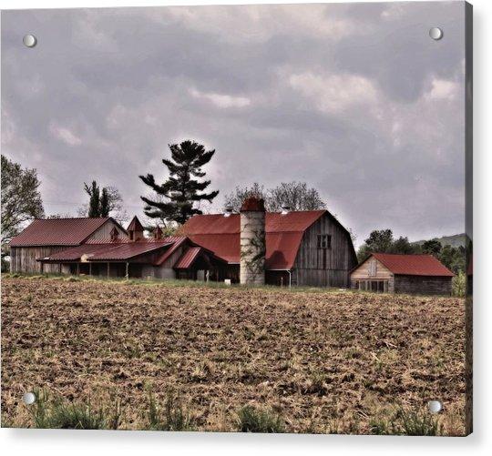 Farm 2 Acrylic Print