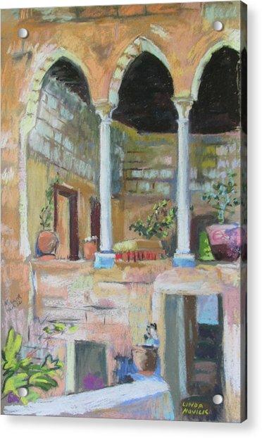 Fauzi Azar Mansion Acrylic Print