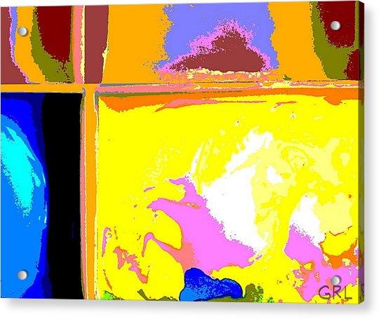 Fine Art Digital Print N1c 2 Acrylic Print