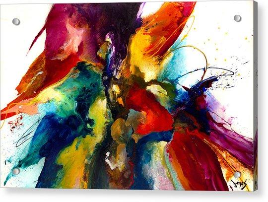 Flourish IIi Acrylic Print