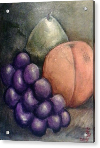 Fruit Of Spirit Acrylic Print