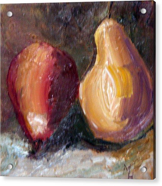 Fruit Of The Same Tree Acrylic Print