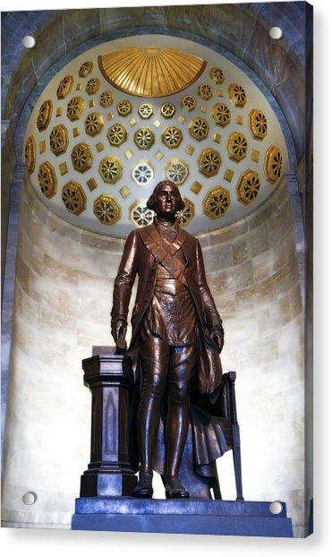 General Washington Acrylic Print