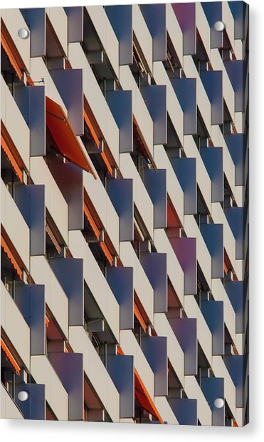 Germany, Baden Wuerttemberg, Apartment Acrylic Print by Westend61