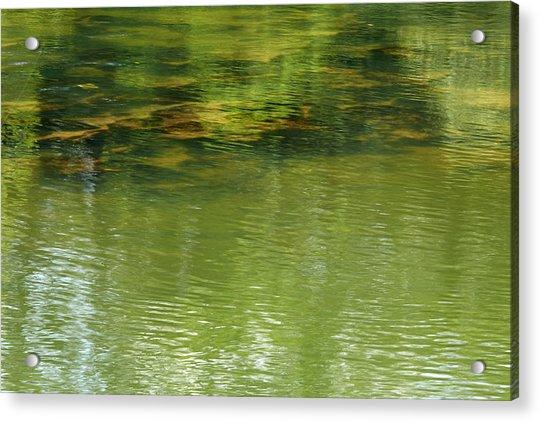 Green River Acrylic Print