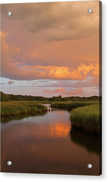 Heaven On Earth Acrylic Print