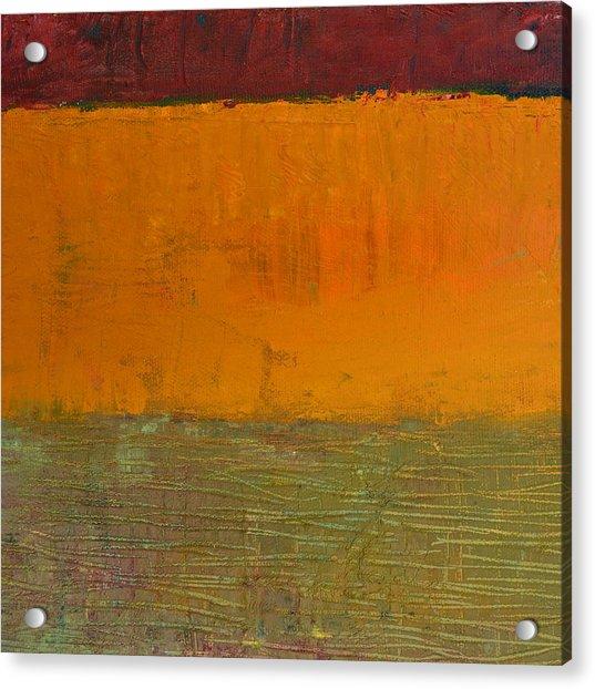 Highway Series - Grasses Acrylic Print