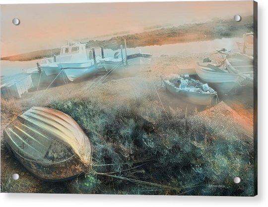 Huelva Acrylic Print