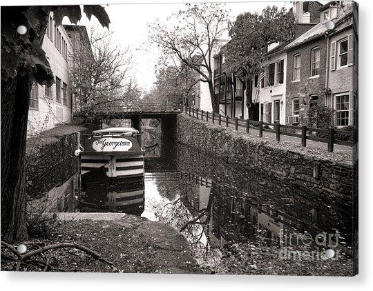 In Georgetown Acrylic Print