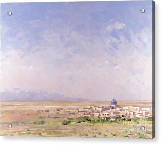 Iran Acrylic Print