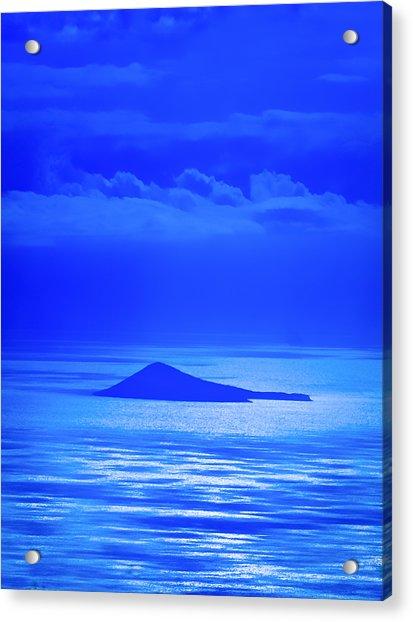 Island Of Yesterday Acrylic Print