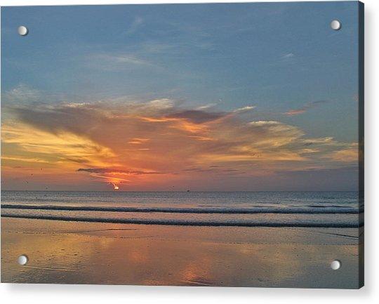 Jordan's First Sunrise Acrylic Print