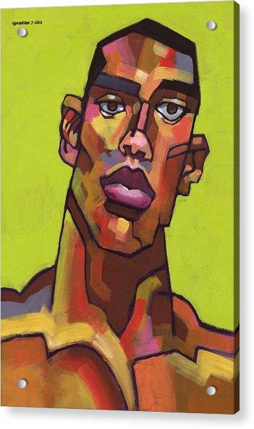 Killer Joe Acrylic Print