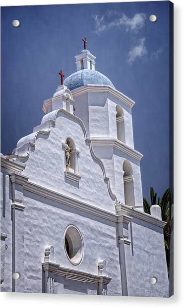 King Of The Missions Acrylic Print