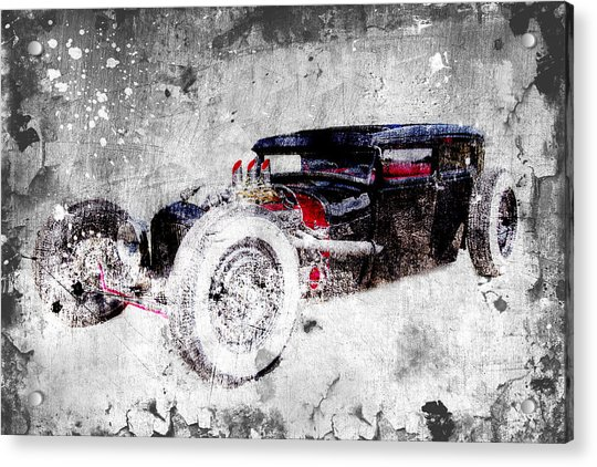 Low Boy Acrylic Print