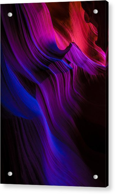 Luminary Peace Acrylic Print