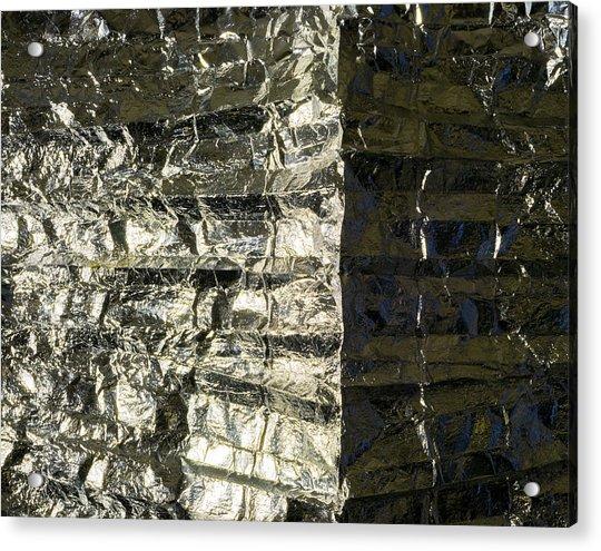 Metallic Reflection Acrylic Print