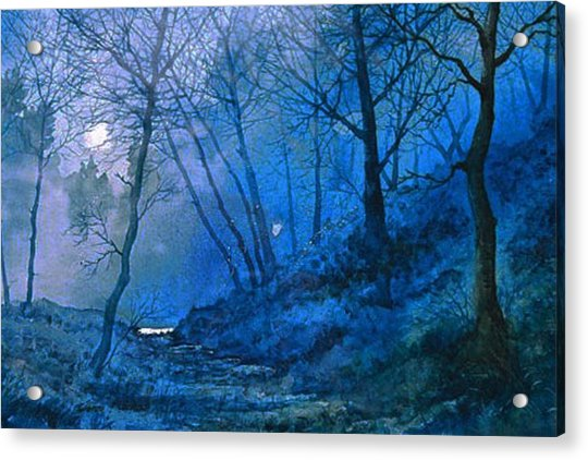 Midsummer Night's Dream Acrylic Print
