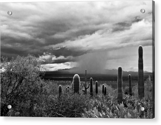Monsoon Acrylic Print
