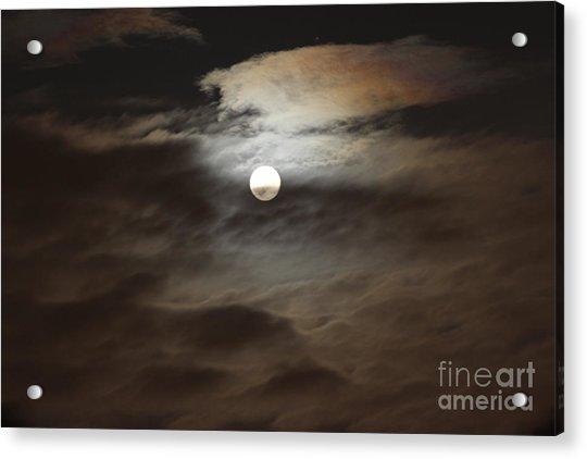 Moon Shine 2 Acrylic Print