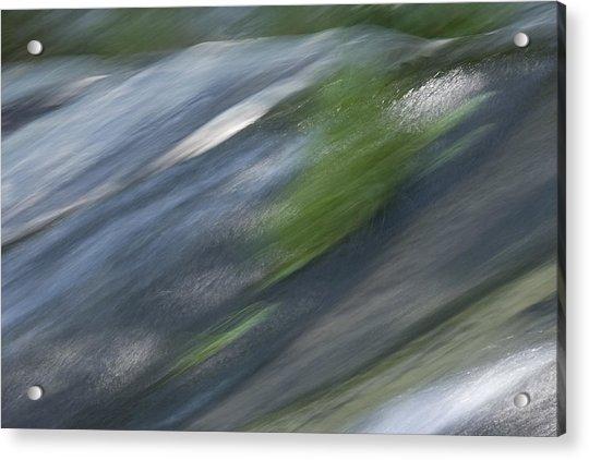 Mountain Cascade 2 Acrylic Print