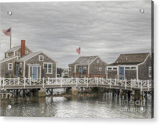 Nantucket Days Acrylic Print