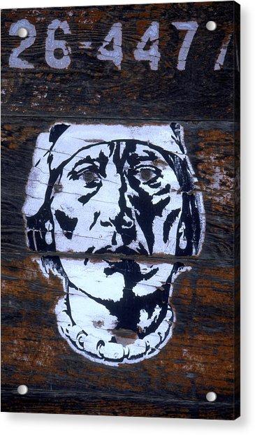 Navajo Acrylic Print