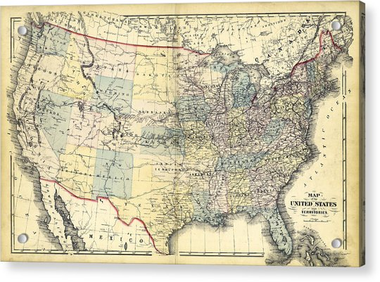 New York, 1876, United States Map, Genesee County by Historic Map Works LLC