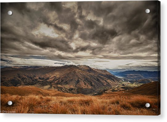New Zealand Acrylic Print