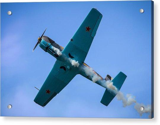 Norteast Raiders At The Greenwood Lake Airshow 2012 Acrylic Print