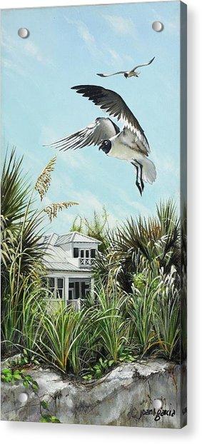 North Shore Landing Acrylic Print