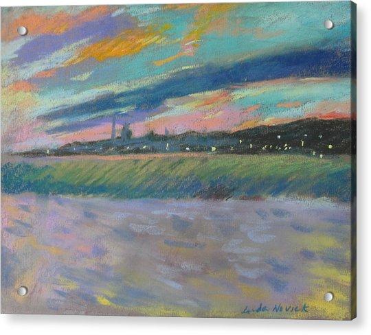 North Truro Sunset Acrylic Print