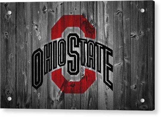Ohio State University Acrylic Print