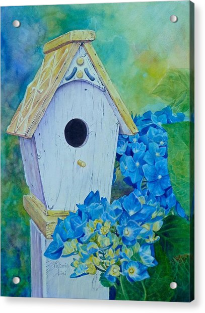 Open House Acrylic Print