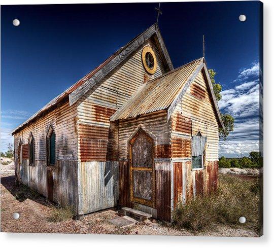 Outback Acrylic Print