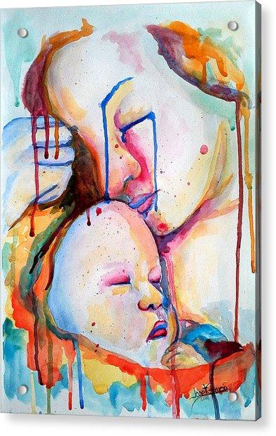 Painful Joy Acrylic Print