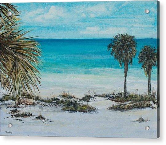 Panama City Beach Acrylic Print