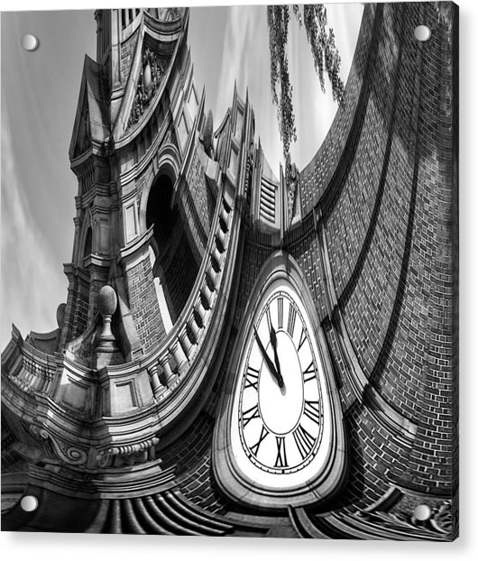 Passing Time Acrylic Print