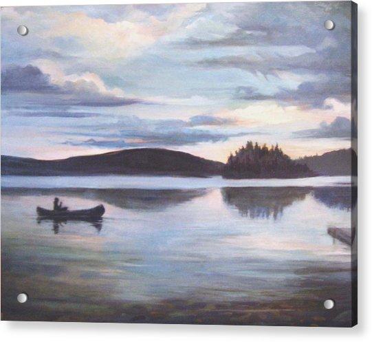 Payette Lake Idaho Acrylic Print