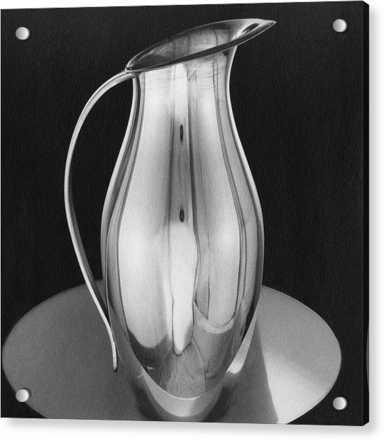 Pitcher From Ovington's Acrylic Print