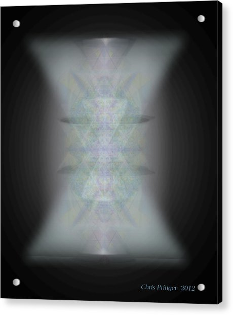 Predawn Chalice Still All One Acrylic Print by Christopher Pringer