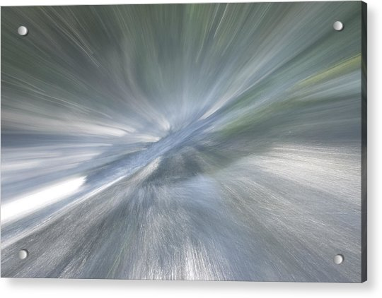 Rapids To Heaven 1 Acrylic Print