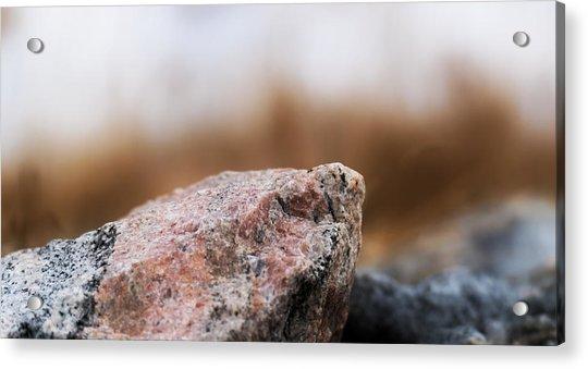 Red Rock Acrylic Print