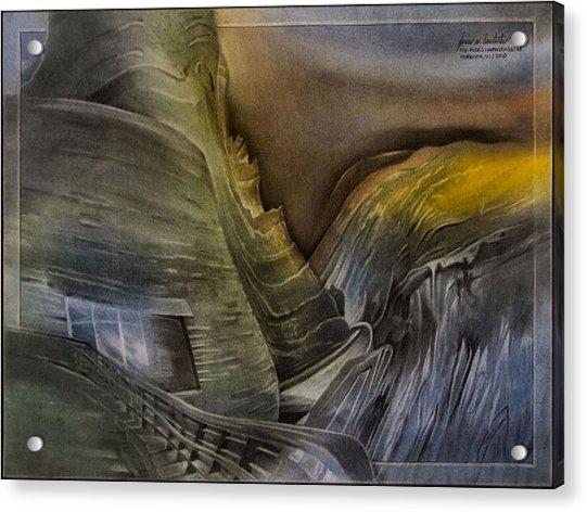 Redrocksamphiscape 2010 Acrylic Print
