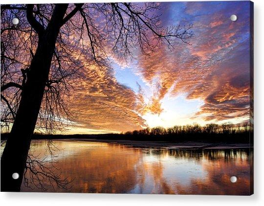 Reflected Glory Acrylic Print