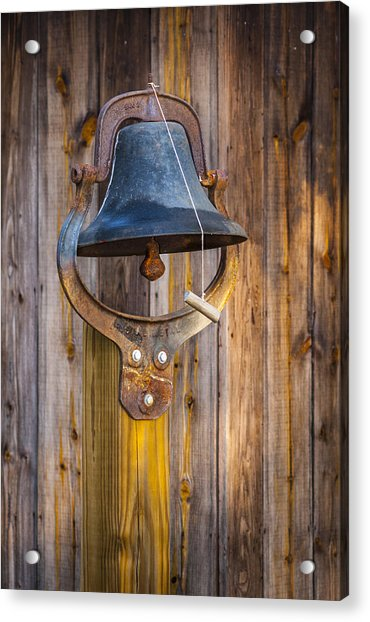 Acrylic Print featuring the photograph Ring My Tennessee Bell by Carolyn Marshall