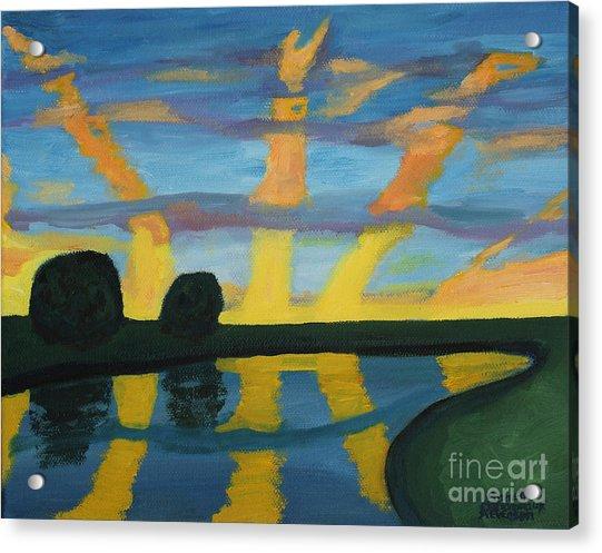 Rise And Shine Acrylic Print