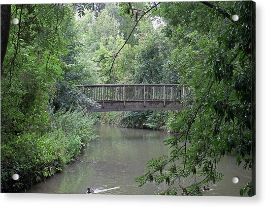 River Great Ouse Acrylic Print