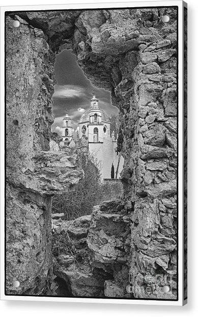 Sanctuary Of Atotonilco Acrylic Print