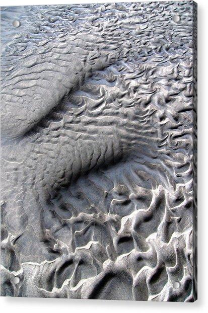 Sandtastic Acrylic Print